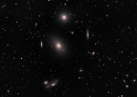 Part of Markarian\'s Chain