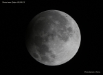 Partial lunar Eclipse 25/04/2013