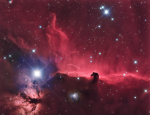 IC 435 Horse Head Nebula