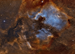 NGC 7000 North America Nebula