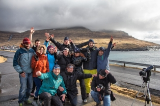 TSE 20 March 2015 Gasadalur Faroe Islands