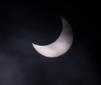 Partial Solar Eclipse 04/01/2011